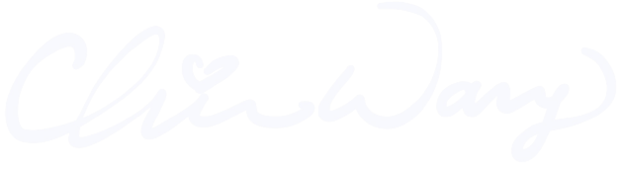 signature of claire